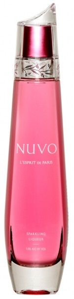 Nuvo I'Esprit de Paris Sparkling Vodka Liqueur France  Not so sure it fits into my food board, but you can't go wrong with Nuvo