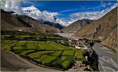 Kingdom of Mustang, Nepal