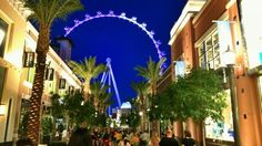 If You Could Only See ONE Thing at Each Las Vegas Resort...: What is The LINQ's Must See Sight?