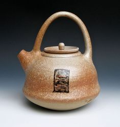 CoilPotter Pottery Teapots, Teapots And Cups, Ceramic Teapots, Ceramic Pottery, Ceramic Fiber, Terracota, The Potter's Wheel, Tea Art, Pottery Making