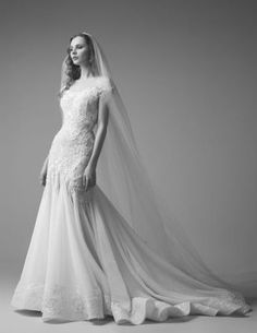 Wedding Dress Inspiration - Saiid Kobeisy