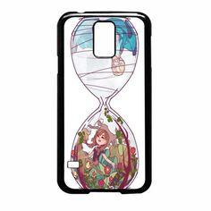 Disney Frozen Hourglass Art Samsung Galaxy S5 Case