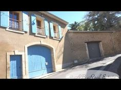 AB Real Estate France: 19th Century winegrower's house for Sale in Pezenas area, Languedoc Roussillon, South of France