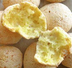 Cheese Bread (Pão de Queijo)