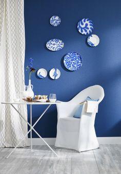 Que tal se inspirar nos diferentes tons de azul para mudar o clima da sua decoração? Confira na Revista Westwing as inúmeras possibilidades!