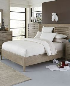 Abilene Solid Pine Storage Bedroom Furniture Collection Only at