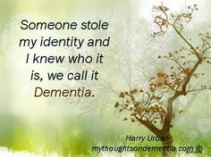 My Thoughts On Dementia Dementia Quotes, Dementia Symptoms, Helen Keller, Find Someone Who, Timeline Photos, Everyone Else, Over The Years, Favorite Quotes, Quotations
