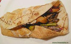 Reteta vegana de kebab