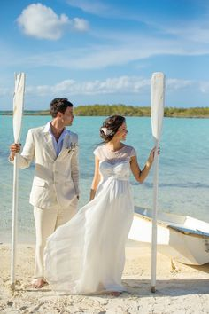 Rustic Beach Wedding Inspiration Shoot In The Turks and Caicos | photo by Chanelle Segerius-Bruce at @Brilliant Studios