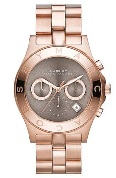 In love with this Chronograph Bracelet Watch