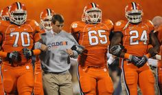 ... Clemson hopes to bring victory to the university again. Photo courtesy