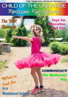 Child of the Universe Montessori Nov ed 39
