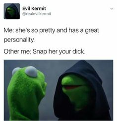 Snap her your dick