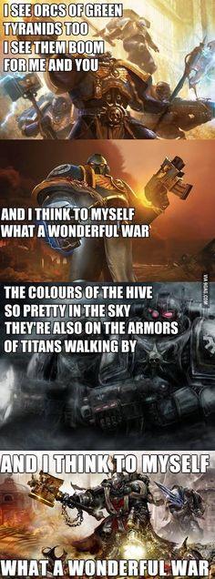 Wonderful War by Angels of Death