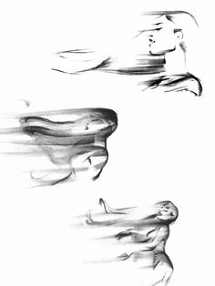 how to draw wind blowing leaves