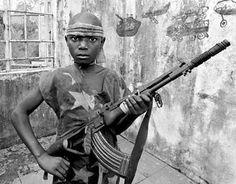 Sierra Leone. 1998. Martin Lueders.