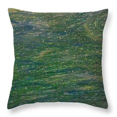 Swirl Throw Pillow for Sale by Agota Horvath