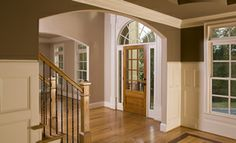 trim carpentry | Trim Carpentry Trim Carpentry, Stairs, Home Decor, Stairway, Decoration Home, Room Decor, Staircases, Home Interior Design, Ladders