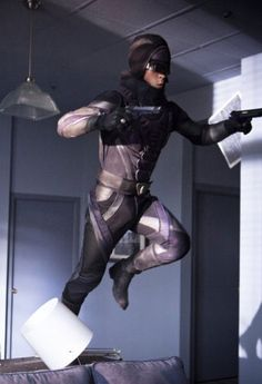 Ryan Carnes as The Phantom