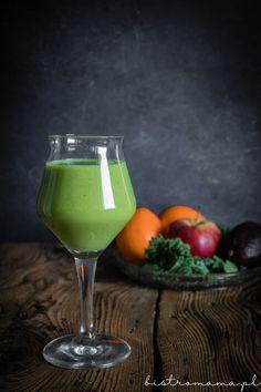 Zielone smoothie | bistro mama
