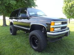 Image result for 2 door 4x4 tahoe for sale