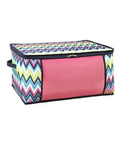 Take a look at this Margarita Jumbo Storage Bag by The MacBeth Collection on #zulily today!