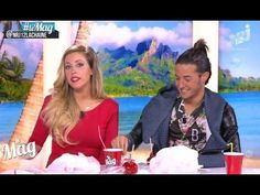 Les anges de la Télé Réalite 6 le mag du 29 Avril 2014 - Tarek, Aurelie Dotremont