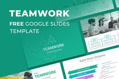 Teamwork Free Google Slides Theme For Presentation Free Powerpoint Presentations, Powerpoint Presentation Templates, Powerpoint Template Free, Photo Report, Teamwork, Keynote, How To Plan, Google, Templates