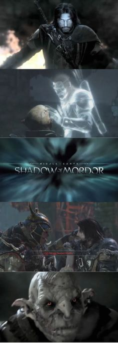 In Middle Earth Shadow of Mordor a new hero emerges and every mission counts! Shadow Of Mordor, Playstation, Xbox, Middle Earth Shadow, Lotr, How To Find Out, Hero, Games, Movie Posters