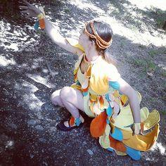 @malicescraftland & @rukolaonfire on #instagram #collaborazioni #diadema #costumescenico #costumediscena #coroncina #craft #handmade #upcycling #recycled #fattoamanoconamore #riciclocreativo #stagecostume #handmadewithlove #giallo #amarillo #yellow #birdwoman #readytoperform #comingsoon #ready #artistidistrada #lavratoamano #uccello #scricciolo #copricapo #creativefire #rukolafire #newperformance #teatrodanza #welcometomyworld ----> Follow me: https://malicecraft.wordpress.com…