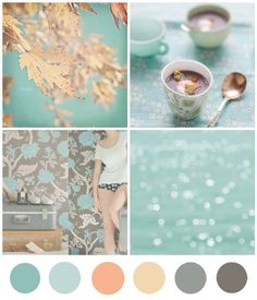 Tutorial for creating a color palette with these dots
