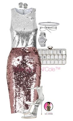 A fashion look from December 2015 featuring bodycon dresses, brown skirt and heeled sandals. Browse and shop related looks. Classy Outfits, Chic Outfits, Fashion Outfits, Dress Outfits, Dope Fashion, Fashion Looks, Womens Fashion, Actrices Hollywood, Grown Women