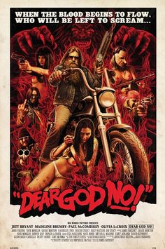 Real grindhouse stuff