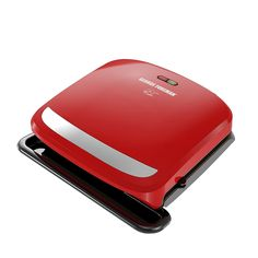 george foreman grp90wgr next grilleration electric nonstick grill with 5