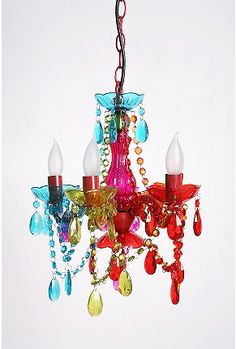 Small Gypsy Chandelier from Urban Outfitters. Shop more products from Urban Outfitters on Wanelo. Beaded Chandelier, Mini Chandelier, Chandeliers, Girls Chandelier, Closet Chandelier, Teen Girl Bedrooms, Home Lighting, Unique Lighting, Bohemian Style