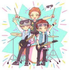 [FANART] seventeen♡ Twitter♡@ag_kkbs
