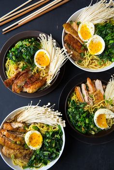Chicken Ramen with Blue Apron   Cooking Classy