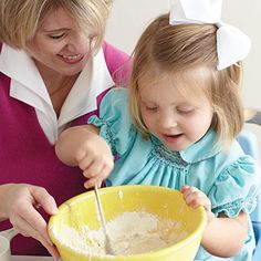 12 Hands-On Recipes for Toddlers - Cooking Light