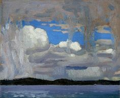 Snow Pillars in the Sky, 1915 by Tom Thomson on Curiator, the world's biggest collaborative art collection. Impressionist Paintings, Landscape Paintings, Landscapes, Group Of Seven Paintings, Tom Thomson Paintings, Creative Skills, Collaborative Art, Sky And Clouds, Canadian Artists