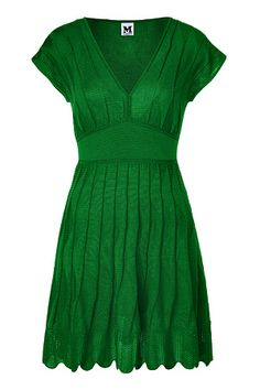 now that's a green dress.