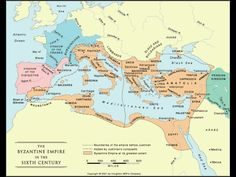 There were many trade links between Byzantium with Asia, the Middle East and northern Europe. This website gives a good overview of many parts of the trade going on. Egypt, Greece. Italy, Turkey, Albana, Bulgaria, Cyprus, Jordan, Lebanon, Libya, Marocco.