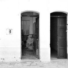 3. On a random street in San Cristobal de las Casas, Chiapas, México. (split tone b&w) ©Valerie Rosen