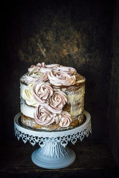 Vanilla And Earl Grey Cake | Sugar et al