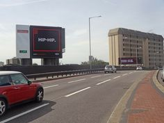 MINI - Number Plate Recognition - Saluting Mini drivers from a dynamic billboard