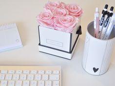 Schaut mal was heute bei uns in der Post war: Rosen von Fleur de Paris!