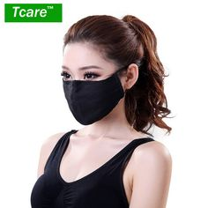 Cotton PM2.5 Activated carbon filter bacteria proof Flu Face masks //Price: $9.95 & FREE Shipping //     #swimwear #skirts