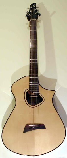 unusual acoustic guitar shapes - Google Search