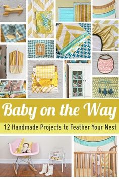 For all you mamas or those in need of a good handmade baby gift idea!    Red Velvet — Baby on the Way E-Course