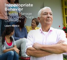 How to Handle Your Parent's Inappropriate Behavior