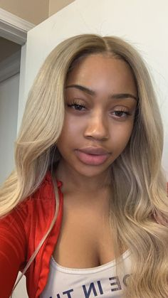 Blonde Wigs Lace Hair Brown Wigs Dark Ash Blonde 22 Inch Blonde Hair Extensions Wigs With Baby Hair Blonde Hair Extensions, Blonde Wig, Ash Blonde, Blonde Natural Hair, Blonde Weave, Curly Hair Styles, Natural Hair Styles, Baddie Hairstyles, Weave Hairstyles
